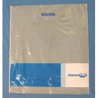 Advertising Patch Handle Plastic Bags Manufactures
