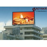 P10 P8 P6 Outdoor Full Color LED Display Advertising Outdoor Video Wall Manufactures