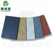 Quality PVC film coated Gypsum Board for fast installment,Homogenous decoration board supplier for sale