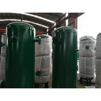 Custom Steel Water Storage Tanks , 232psi Stainless Steel Hot Water Storage Tank Manufactures
