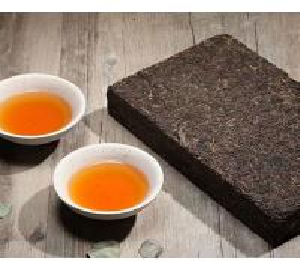 China High Grade Fuzhuan Brick Tea Reducing Fat 100% Nature Compressed Brick on sale