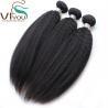 Brizilian hair 9A virgin hair Yaki hair weaving Manufactures