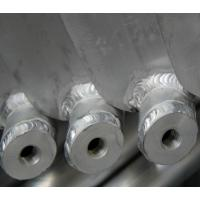 Small Precision Full Welding Aluminum Parts / Aluminum Welded Assembling Part Manufactures