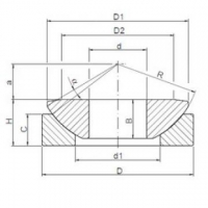 plain bushings bearings GW 045 CX Manufactures
