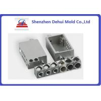 China High Precise Photoelectric Parts Metal Casting Mold Polish , Laser Engraving on sale