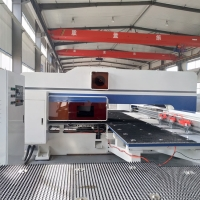 400hpm Mechanical Steel Plate Hole Cnc Punching Machine Manufactures