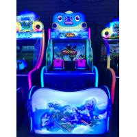 230W Coin Operated Arcade Machines , Electronic 2 Players Dragon Hunter Water Shooting Game Manufactures