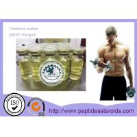 Yellow Liquid Injectable Anabolic Steroids Trestolone acetate ( MENT ) 50mg/ml For Muscle Manufactures