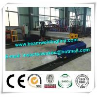 Quality Steel Plate CNC Plasma And Flame Cutting Machine 50-1000mm/min for sale