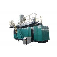 Fully Automatic plastic Blow Moulding Machine For 4 5 gallon PC barrel Manufactures