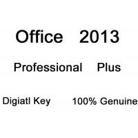 Windows Microsoft Office Professional Plus 2013 Product Key Software Retail Box Manufactures