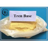 Tren Base Trenbolone Steroid Light Yellow Crystal Powder Trenbolone Base Manufactures