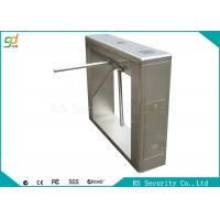 Smart Tripod Turnstile Waist Height Turnstiles Remote Control Gate System Manufactures