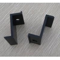 End Clamp Solar Roof Mounting Systems / Solar Panel System Fixing , With T Bolt and Nut Manufactures