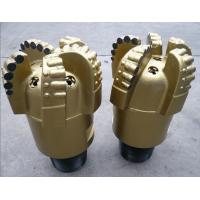 Coal Mine Heavy Duty PDC Bit For Well Drilling  / Diamond Core Drilling Long Life Drilling Manufactures