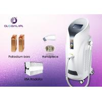 808nm Diode Laser IPL Hair Removal Machine New Designed Integrated Handpiece Manufactures