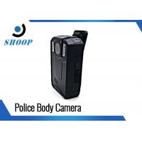 1296P Portable Body Camera , Night Vision Body Camera With 3500mAh Battery Capacity Manufactures