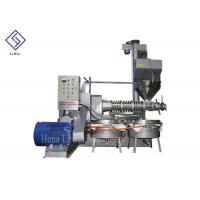 6YL high capacity oil process machine with screw type for plant seeds Manufactures