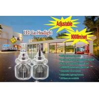 Auto electric car LED Light H4 High Power 9Watt motorcycle headlight Manufactures