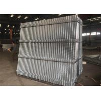 Buy cheap Hot dipped Galvanized 358 wire Fence Panels 2200mm/2300mm x 2515mm width Mesh 12 from wholesalers