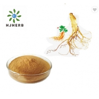 China Bulksupplements Brown Yellow Korean Red Ginseng Extract Powder on sale