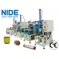 High-Precision Automatic Stator Manufacturing Machine Assembly Line Manufactures