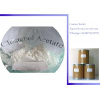 Raw Steroid Powders 4-Chlorotestosterone Acetate Clostebol Acetate Turinabol CAS:855-19-6 Manufactures