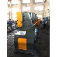45deg 12M length Plate Beveling Machine with High Speed 4m/min Manufactures
