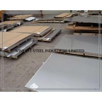 Cold Rolled 3mm Stainless Steel Sheet ASTM A240 EN10204-3.1 301 / UNS S30100 Manufactures
