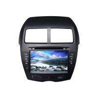 China In car audio stereo MITSUBISHI Navigator with screen gps bluetooth Mitsubishi ASX / Citroen on sale