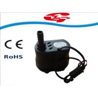 China Clean Solar Submersible Water Pump For Air Cooler , 1000L/H Flow Speed on sale