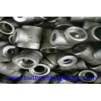 China Forged carbon steel ASTM A105 socket weld(SW) Elbow ASME B16.11 9000LB on sale