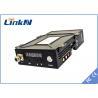 Body Worn High Definition AV Video Wireless Transmitter DC12V Manufactures