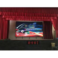1/8 Scan Small Size Outdoor Rental LED Display With 500mm X 1000mm Cabinet Manufactures