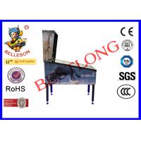 3 Screen  Pinball Machine Coin Operated With Vibration Function Manufactures