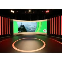 CE ROHS Full Color P10 Indoor LED Display For Commercial Advertising Manufactures