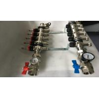 House Water Manifold With Stainless Steel 304 Manual Tempertyre Control Device Manufactures