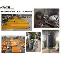 Quality Single & Double Girder Hollow Shaft Crane End Carriage At 0.25 kw Motor Power for sale