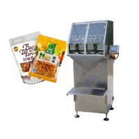 Food Granule Multi Head Weighing Machine High Precision Low Power Consumption Manufactures