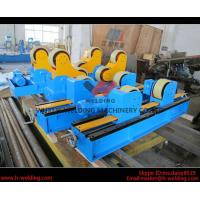 20Ton Pipe Roller Stands / Tube Testing Welding Turning Rolls for Energy Industry Manufactures