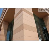 CE ISO Building Facade Terracotta Panels External Wall Cladding Material Manufactures