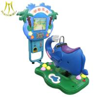 China Hansel indoor fun park arcade game machine coin operated kiddie ride on sale