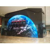 High Refresh Rate Transparent Glass Led Display Easy Install 1920hz-4000hz Manufactures