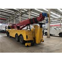 2 Winch Tow Truck EquipmentWith 6000mm Max Extension Traveling Lifting Boom Manufactures