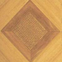 Push lock laminate flooring, parquet design, measures 1206x402x12.3mm Manufactures