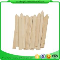 Bamboo Garden Plant Markers , Garden Plant Identification Markers Manufactures