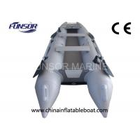 2 Persons 6HP Sit On Top Inflatable Sea Kayak With Carrying Bag Manufactures