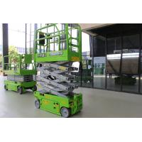Mobile Hydraulic Scissor Lift Manufactures