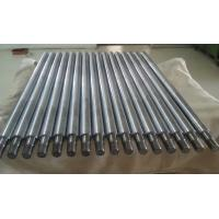 Quality 42CrMo4, 40Cr Induction Hardened Rod, Chrome Plated Pneumatic Cylinder Piston for sale