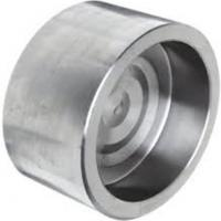 China 6000 psi socket weld pipe fitting  A182 F316L cap on sale